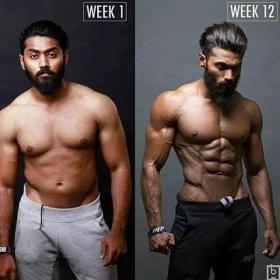 【别惹我我是男神】全球公认的最佳健身流程,建议收藏!