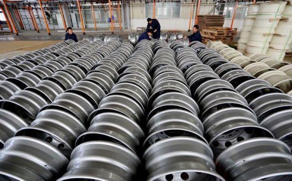 美媒:盯上中国产钢轮 欧盟对华征收反倾销税