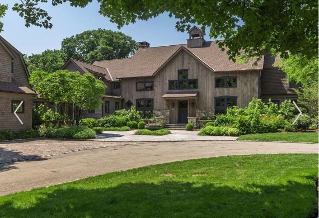 豪宅欣赏——售价995万美元的美国康涅狄格州 时尚田园风庄园