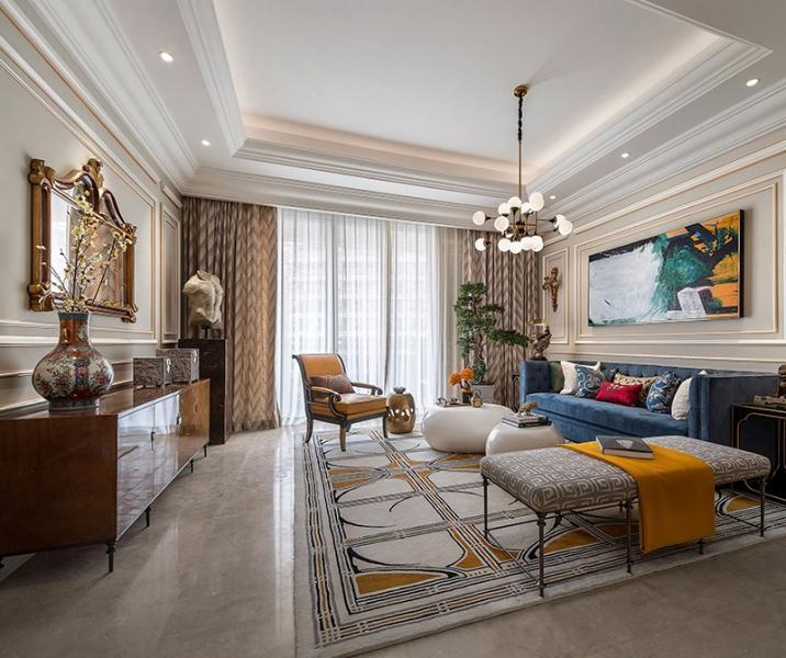 117平米的房这样装修,空间大了1倍,装修只花了13万!