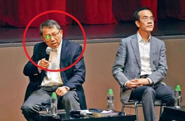 """梁振英驳斥港中大校长:你的行为是""""缩骨""""之举"""