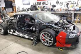 改装版兰博基尼Huracán车型将参加本次SEMA车展