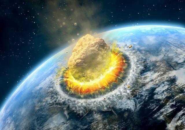 世界末日纪事:奇克苏鲁布小行星撞击地球,导致恐龙大规模死亡