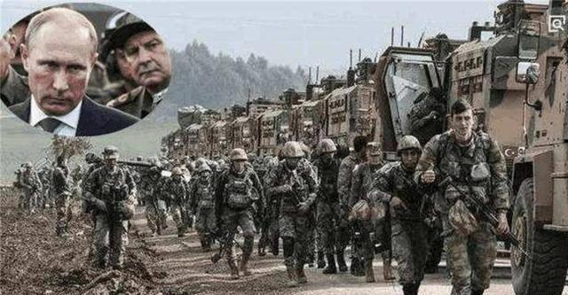 中东将迎来全面战争?德英法3万大军即将开拔,俄叙联军迎来挑战