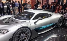 【蓦地一相逢】AMG Project ONE将延迟至2021年交付