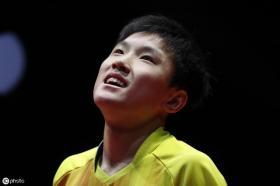 【短腿猫不吃鱼】世界杯第一天:中国男女乒进8强,陈梦经历苦战,日本人被抽耳光