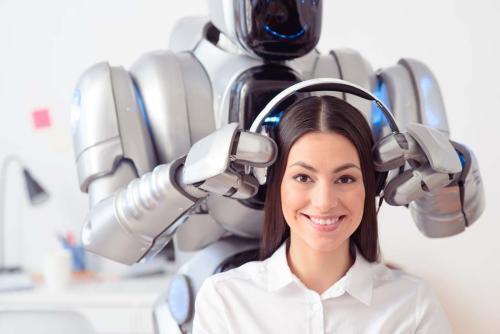 日本女性机器人惹争议!外观性能以假乱真,未来或颠覆人类社会?