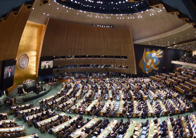 俄提出重大决议!174国联手通过,美终于低头,不再反抗