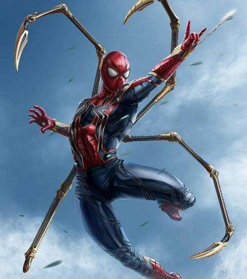 【不朽的少年】漫威:钢铁蜘蛛战衣坏了谁来修呢?我猜有这几个可能