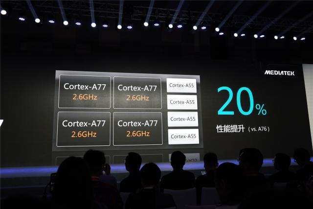 联发科天玑1000发布:最强5G芯片,没有之一