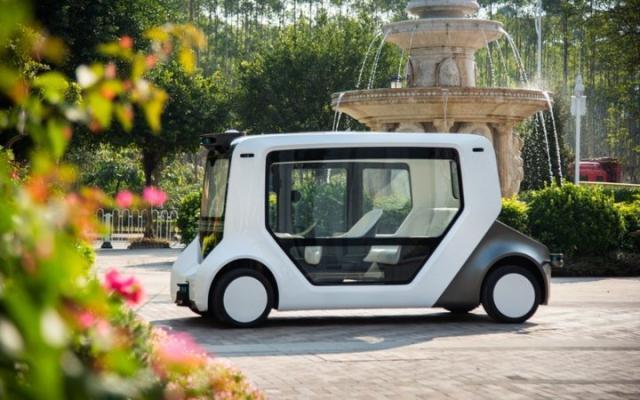 【蠢萌小棉袄】我们体验了社区无人驾驶汽车,希望它能解决「最后一公里」难题