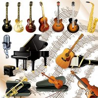 乐器类服务分享话题
