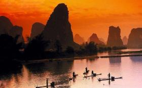 【那缕云后的阳光】中国最美的十大自然景观,你去过哪些?