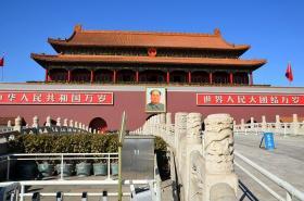【纨绔の少年】来北京旅游,发现天安门下面有两个小房子,你注意过吗?