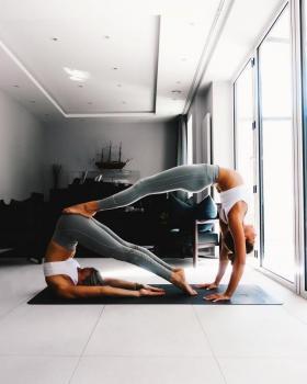 去练练瑜伽,你就会知道你喜欢什么运动了