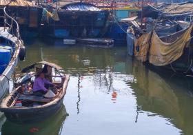 广西有座0.7平方公里的镇,住着上万越南华侨难民,成了网红景点