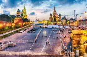 【幽兰馨语】世界上著名的广场之一,俄罗斯举行各种大型庆典及阅兵活动地点