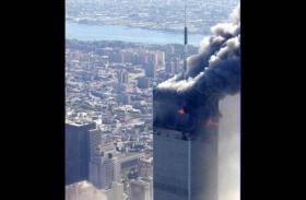【折花载酒少年事】老照片再次回顾震惊世界的911事件,几千人命丧黄泉