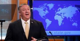 【马尾菇涼女汉子】美国国务卿蓬佩奥周一(12月2日)表示,欧洲国家需以5G安全为