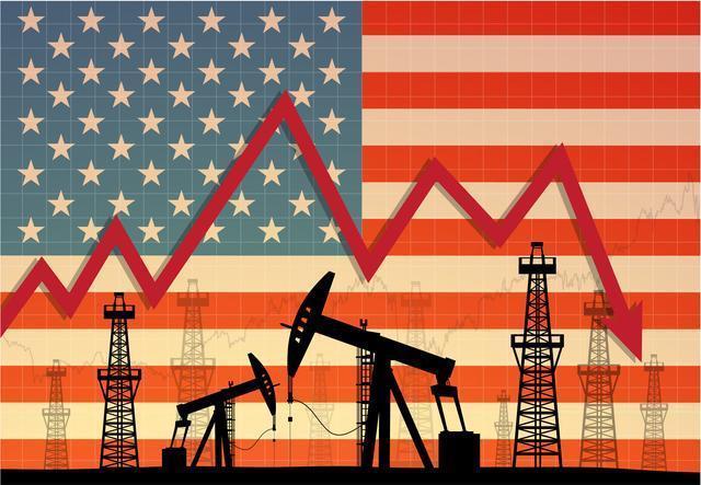 中国清算近千亿美元美债,美国405家石油商破产后,事情又有新进展
