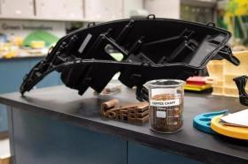 【阳光宅男】福特:未来,你的车可能是用咖啡渣造的