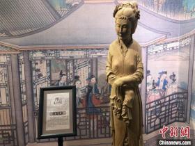 """【咪咕猫】浙江""""草根工匠""""雕刻光阴故事:耗数十年再现""""红楼梦"""""""