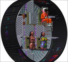 【呆梨小仙女】准备再次登月,NASA明年送两具模型绕月测辐射