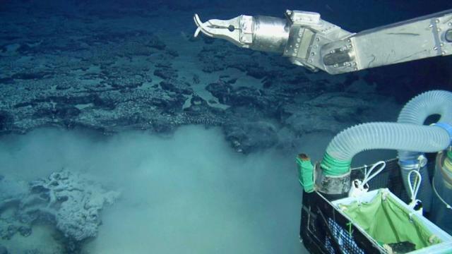 【偷吃美梦的厷举】日本发现巨型稀土矿,可供人类使用几百年,等开采出来了再吹嘘吧