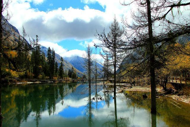 中国最美的摄影天堂——川西,不输阿尔卑斯风光