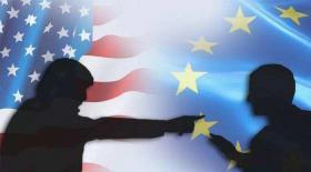 【喵星人的世界】不满足526亿天价罚单,美制裁大棒再挥向欧盟,盟友关系可能破裂
