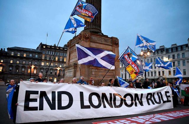 """将单方面宣布独立?苏格兰""""脱英""""成大势所趋,建国时间都定下了"""