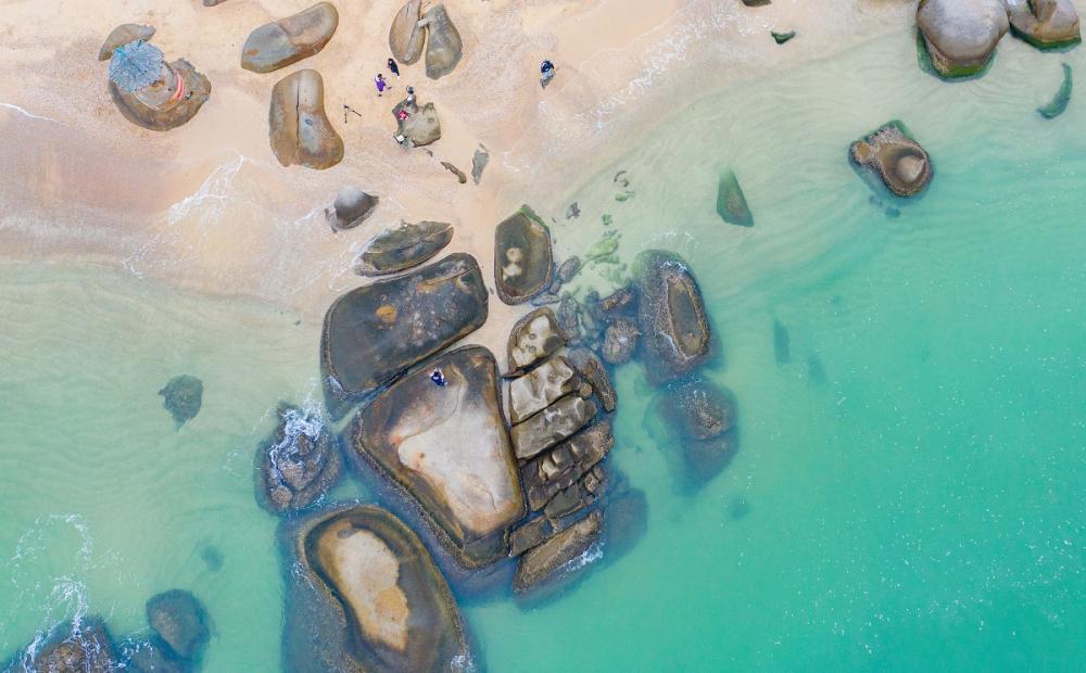 这是中国第一个私人海岛,被称为中国的夏威夷,这里没有冬天