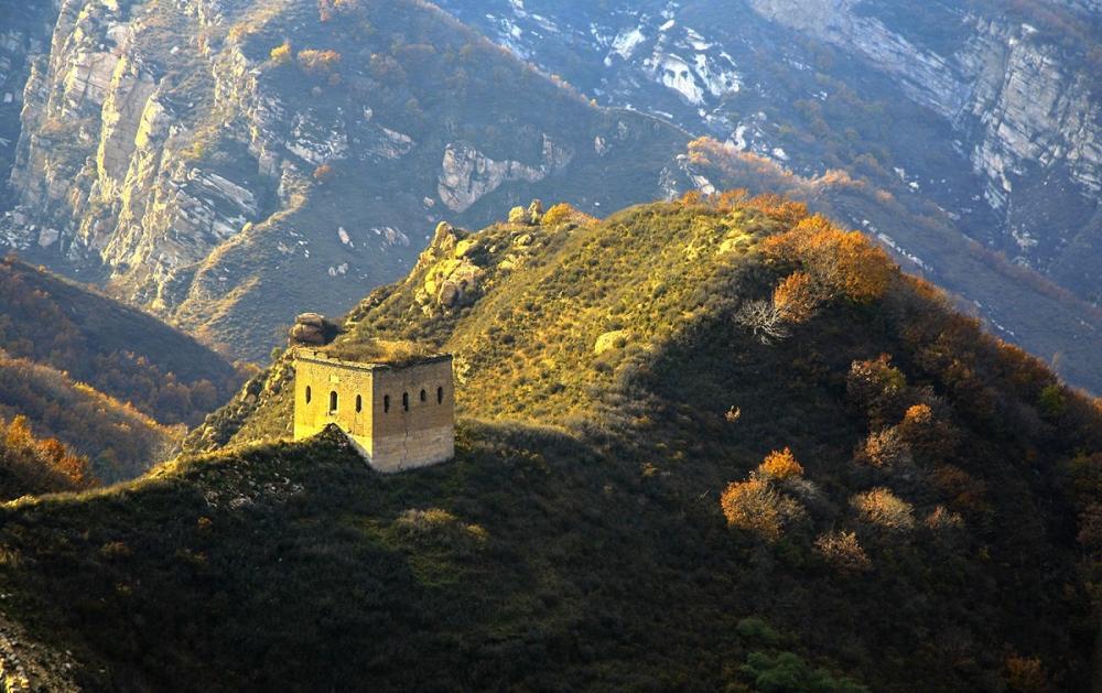 【女汉子走天下】藏在大山深处的山西明长城