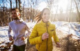 【眉眼如初岁月如故】冬天跑步减肥,你需注意这几点,让你减肥更有效