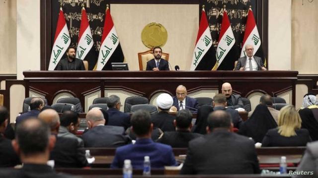 伊拉克议会通过草案,要求政府让美国从该国撤军