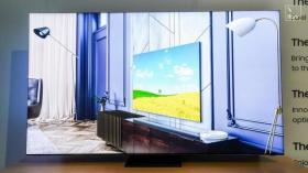 【只是忘了怎么醉】我们体验了三星的新 8K 电视,这次你真的看不到边框了