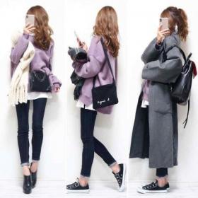 【衣多成胖子】她的穿搭都很简单,却总能把基础款穿得时尚优雅,气质又减龄!