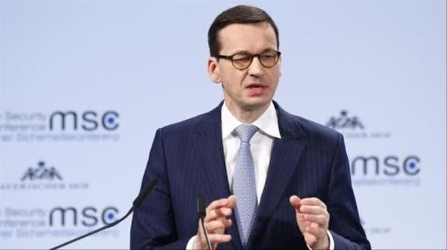 波兰总理称,俄罗斯应与欧洲共同对抗中国,但普京却拒绝合作!