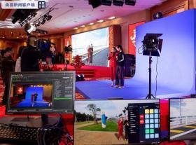 【带花旳蘑菇】8K版春晚将面世 中央广播电视总台2020春晚5G+8K/4K/