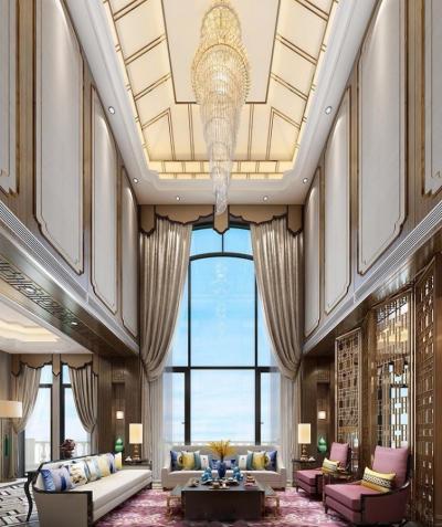 【猫街少女梦】468m²独栋别墅,洋溢着尊贵和典雅,有钱人家都这么装