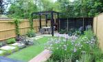 【深渊的那支花】庭院里的花架葡萄架,一些充满泥土气息的庭院构架