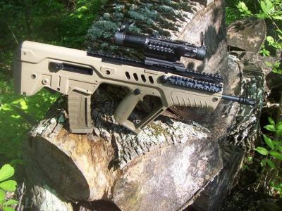 以色列无托TAR-21突击步枪,又一经典之作