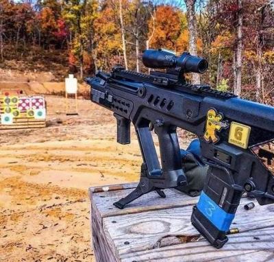 【蜜心萝莉酱】以色列无托TAR-21突击步枪,又一经典之作
