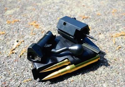 【挥不去的执念】军事丨巴雷特打破常规的无托结构,大口径狙击步枪