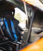 McLaren F1 LM,2019年美国蒙特雷(Monterey)汽车周,一辆McLaren F1 LM 特别版以US$1,980万(RMB 1.37亿)成交,成为全场成交之冠,创下麦拿伦车款的最高拍卖纪录,由一位美国收藏家投得。此车能够以天价成交,除了出众外型与性能,定必在于全球只得两部,极其罕有。它是麦拿伦(McLaren)生产超跑的起步点,是麦拿伦制作的第一部量产超级跑车。