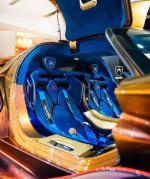 Apollo IE,史上最销魂 Hypercar,Apollo IE 采用由 Capricorn Group 设计制造的全新预浸式碳纤座舱 、副车架和碰撞结构,安全标准符合 FIA 对 LMP 原型车的要求,三夺勒芒总冠军的保时捷 919 Hybrid 也正是采用 Capricorn Group 提供的碳纤维底盘。
