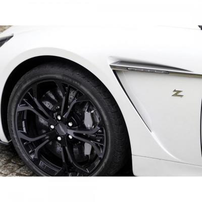【格子的夏天】2012款阿斯顿·马丁V12 Zagato,配6.0升V12引擎
