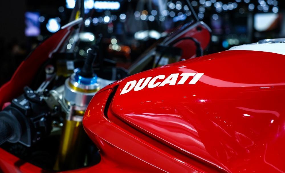 卓越摩托车之作:杜卡迪的精致暴力美学