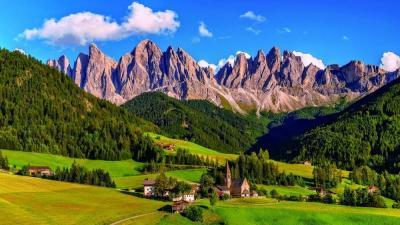 绝美瑞士 沉醉在蒙特勒的湖光山色中-湖光山色,阿尔卑斯山度假胜地