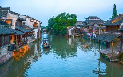【蓝萝卜蹲】中国5个最美水乡,傍水而居,安度流年,每一个都宛如世外桃源